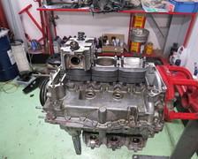 ポルシェ993 エンジンオーバーホール