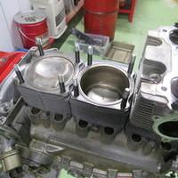 ポルシェ993 エンジンオーバーホールのサムネイル